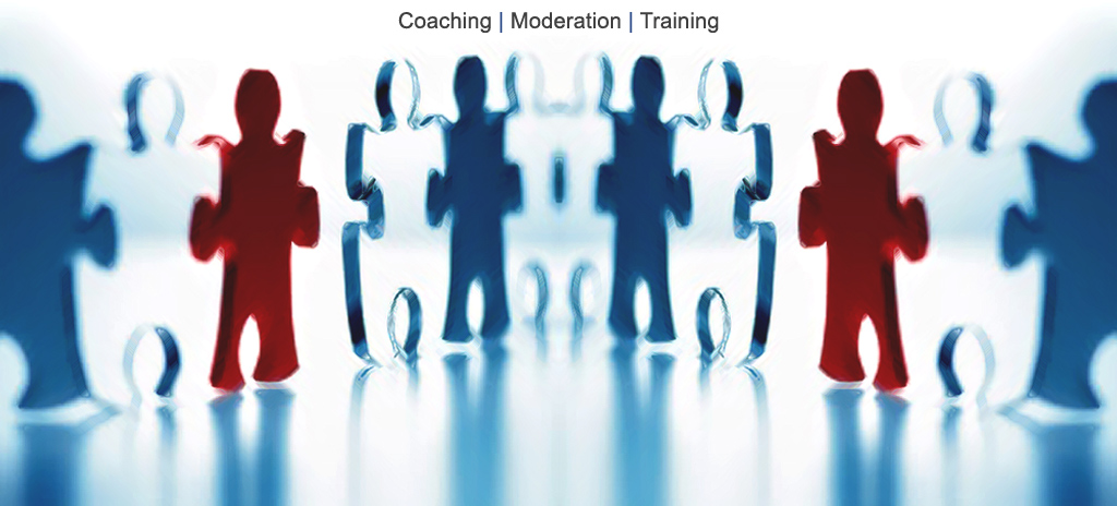 Coaching | Moderation | Training